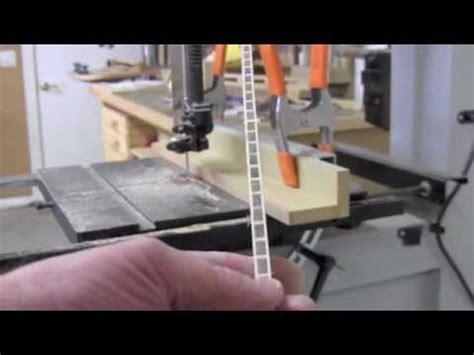 wood inlay banding  easy youtube