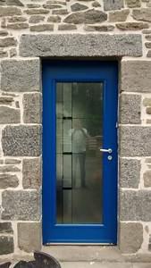 Porte D Entrée Vitrée Pvc : r alisations de votre menuiserie ideal confort solabaie ~ Dailycaller-alerts.com Idées de Décoration