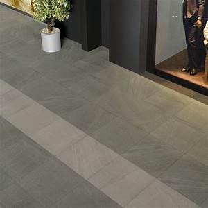 Carrelage Clipsable Exterieur : dalle pietra carrelage ext rieur 2 cm gris imitation ~ Premium-room.com Idées de Décoration