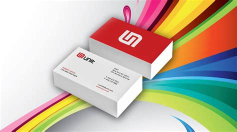 business cards digital litho wide format printing