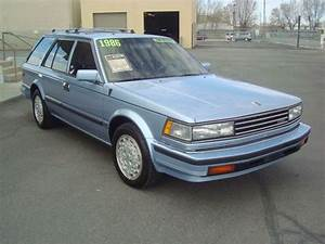 Sell Used 1986 Nissan Maxima Gl Wagon In Salt Lake City