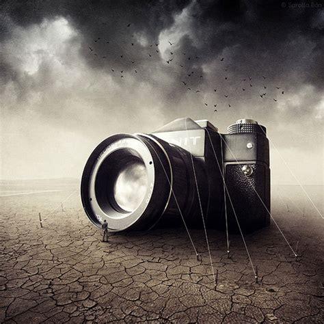surreal photo manipulations  sarolta ban world picture