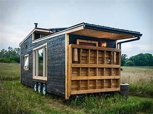 Tiny Haus Auf Rädern : greenmoxie tiny house kleines ko haus ganz gro klonblog ~ Michelbontemps.com Haus und Dekorationen