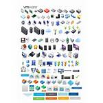 Vmware Vsphere Workstation Stencils Icons Graffletopia Appliance