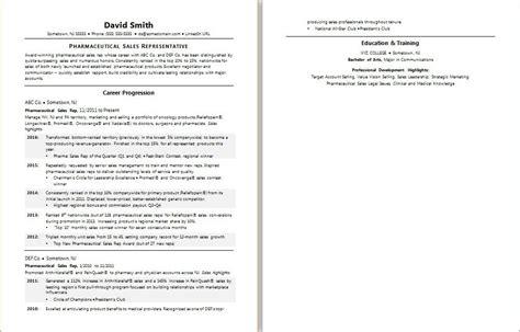 pharmaceutical sales resume sample monstercom