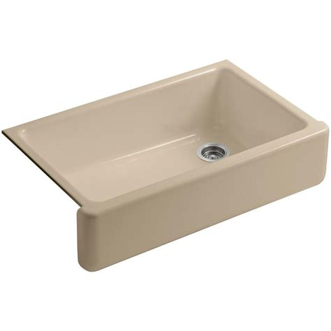 Kohler Whitehaven Sink 36 kohler whitehaven undermount farmhouse apron front cast