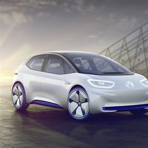 wallpaper volkswagen id electric cars  cars
