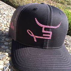 Neon Series Pink Ropesmart hat team roping rodeo cap