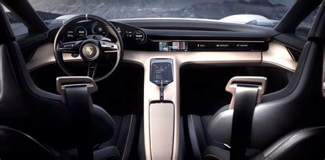 Tesla Hires Porsche Mission E Interior Designer