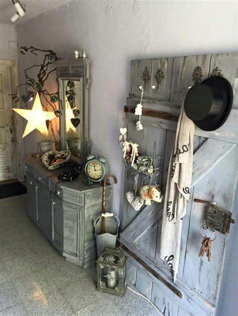 Alte Tür Garderobe by Flur Und Garderobe Diy