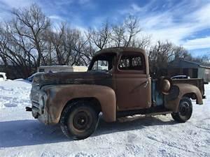 1952 International L 110 Short Bed Pickup Truck Complete