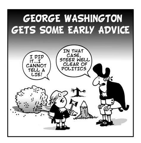 geogewashngton  toons media culture cartoon toonpool