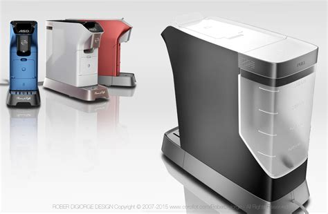 Capsule / Pod Coffee Maker By Rober Digiorge At Coroflot.com