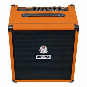 Crush Bass 50 Manual  U2013 Orange Amps