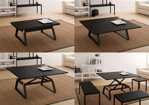 table de cuisine modulable notre sélection de tables basses modulables 4 pieds