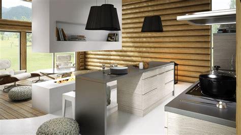 meuble de cuisine italienne des rangements malins pour agrandir les petites cuisines