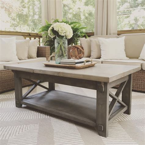 Xstyle Country Coffee Table X Coffee Table Country Coffee
