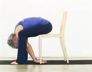 Standing Forward Bend/Uttanasana | YogaTherapyALaCarte