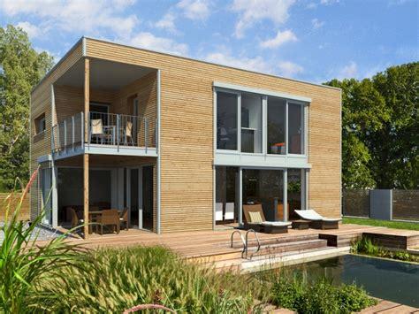 Moderne Häuser Günstig by Modernes Fertighaus Baufritz Haus Bauhaus