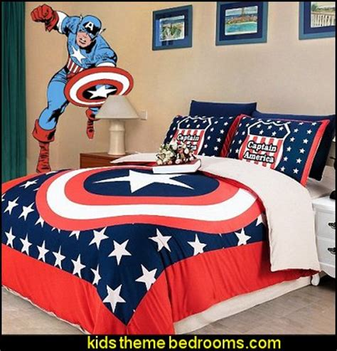captain america bedroom decorating theme bedrooms maries manor