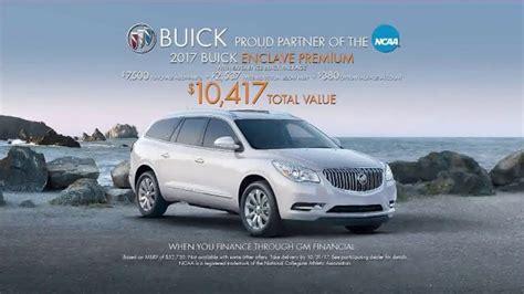 buick enclave premium tv commercial instruments