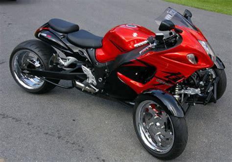 Ebay Suzuki Motorcycles by Ebay Find Of The Day 2008 Suzuki Hayabusa Trike