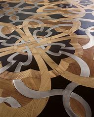 Stone and Wood Floor Designs