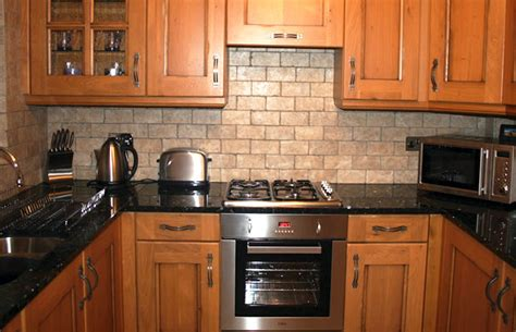 mosaic glass backsplash kitchen should i choose splashbacks or upstands diy kitchens