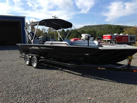 Seaark Big Easy Boats For Sale sea ark boats for sale in arkansas