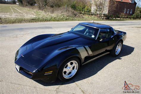 1981 Chevrolet Corvette 350 Auto Coupe