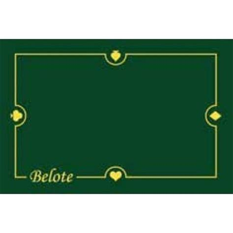tapis de carte belote images