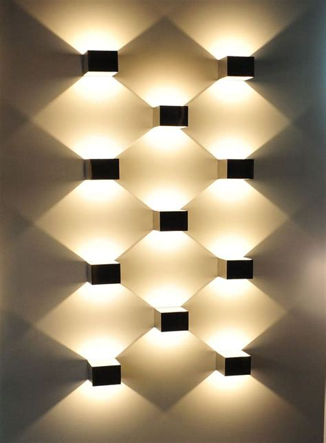 25 ideas about wall lighting on wall