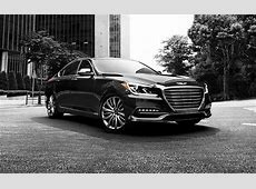 Compare the 2018 Genesis G80 with the 2017 Lexus ES 350