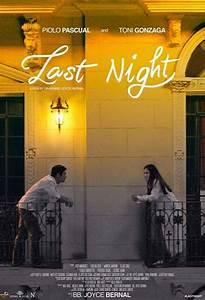Movie poster for Last Night (2017) - Flicks