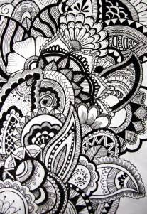 Cool Designs to Draw with Sharpie On Hand