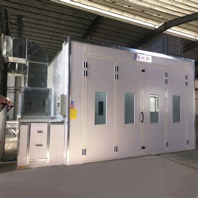 china industrial paint booth systems suppliers