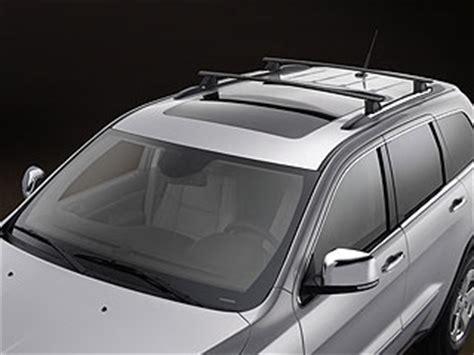 Kickers Blade Wj jeep roof rack w cross rails removable mopar