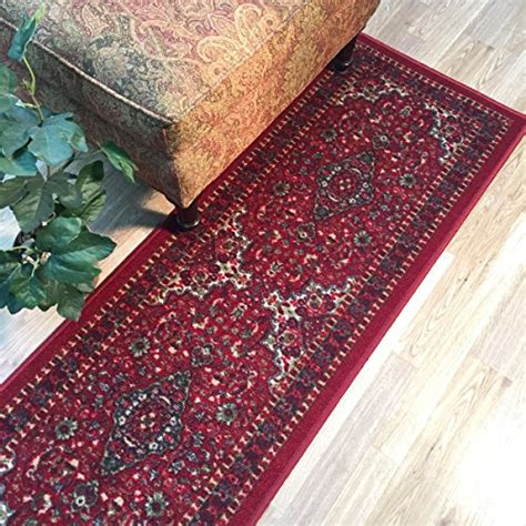 anti bacterial rubber back rugs runners non skid slip 2x5