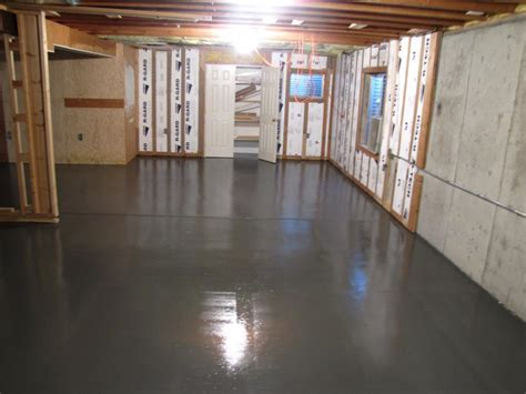 Great Basement Floor Paint Planning And Practicing