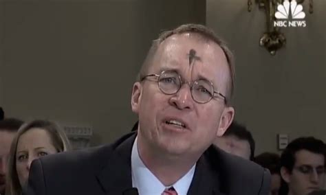 mick mulvaney  thought     lose