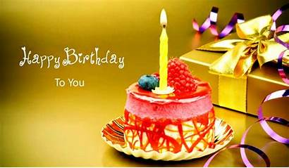 Birthday Happy Quotes Wishes Cake Wallpapers Ultra