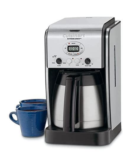 Dropped or damaged in any manner. Top 10 Cuisinart Dcc 3200 Coffee Maker Clean Function - Home Tech