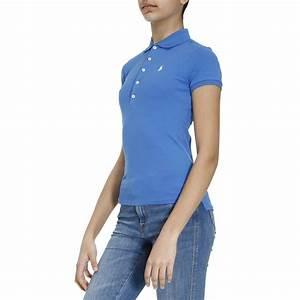 Lyst - Polo Ralph Lauren T-shirt Women in Blue