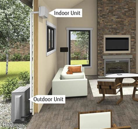 Ductless Mini Split Heating and Cooling Systems   The
