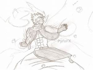 Natsu Dragneel Angry Dragon Mode by PyroFXK on DeviantArt