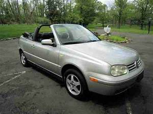 Find Used 2000 Volkswagen Cabrio With No Reserve In New