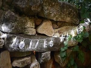Guirlande Lumineuse Jardin : 1 jardin 4 guirlandes lumineuses elle d coration ~ Melissatoandfro.com Idées de Décoration