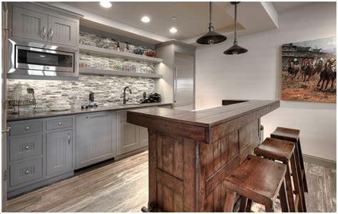 Cool And Creative Home Bar Lighting Ideas