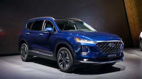 2019 Hyundai Santa Fe Launch by 2019 Hyundai Santa Fe Launched With Diesel Hybrid