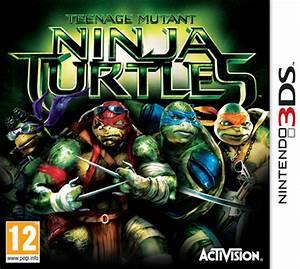 Jeu De Ds3 : teenage mutant ninja turtles nintendo 3ds jeux nintendo ~ Medecine-chirurgie-esthetiques.com Avis de Voitures